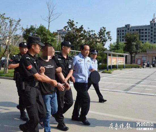 时隔17年 在莒县刀捅巡逻队员的嫌疑人被抓了