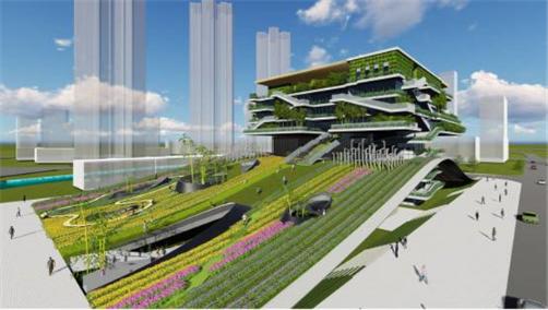 新川开启成都进阶新时代,书写高新区下一个发展高地!